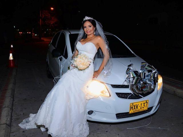 El matrimonio de James y Luz María en Barranquilla, Atlántico 49