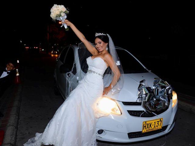 El matrimonio de James y Luz María en Barranquilla, Atlántico 50