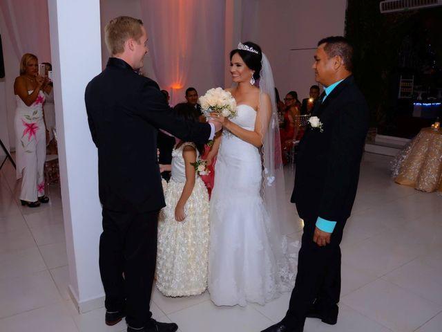 El matrimonio de James y Luz María en Barranquilla, Atlántico 53
