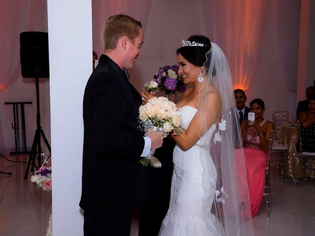 El matrimonio de James y Luz María en Barranquilla, Atlántico 54