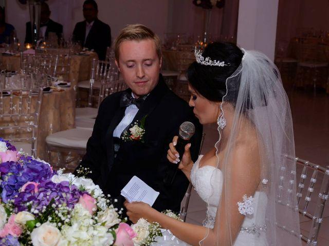 El matrimonio de James y Luz María en Barranquilla, Atlántico 60