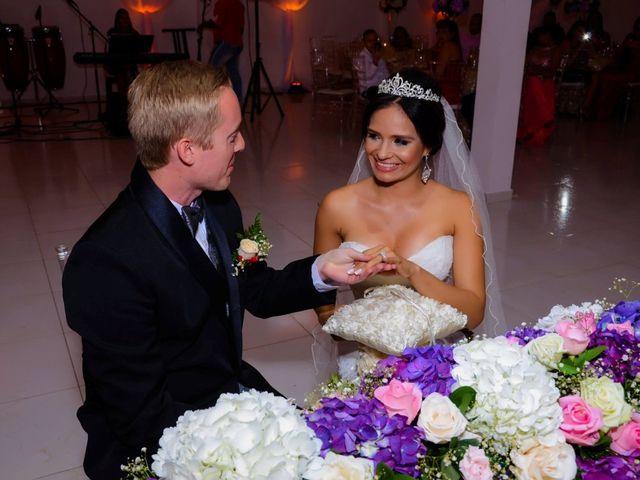 El matrimonio de James y Luz María en Barranquilla, Atlántico 62