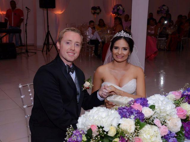El matrimonio de James y Luz María en Barranquilla, Atlántico 64