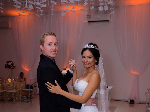 El matrimonio de James y Luz María en Barranquilla, Atlántico 72
