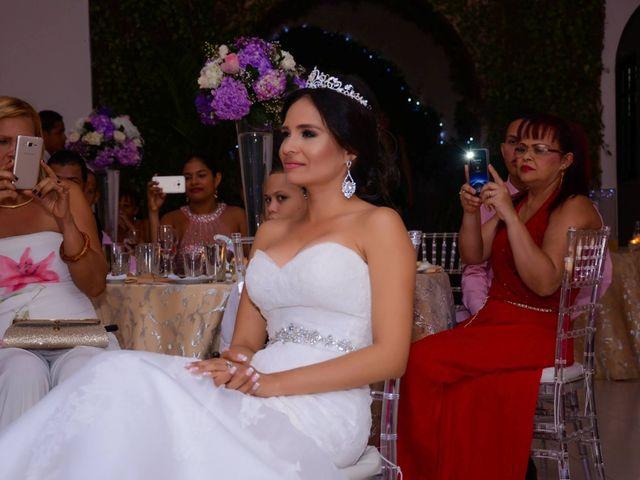El matrimonio de James y Luz María en Barranquilla, Atlántico 76