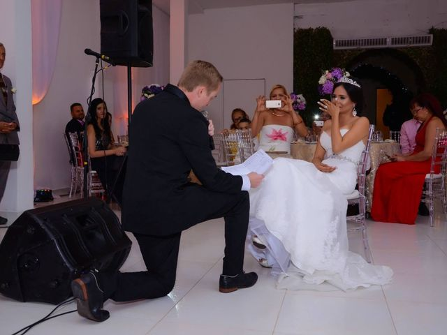 El matrimonio de James y Luz María en Barranquilla, Atlántico 77