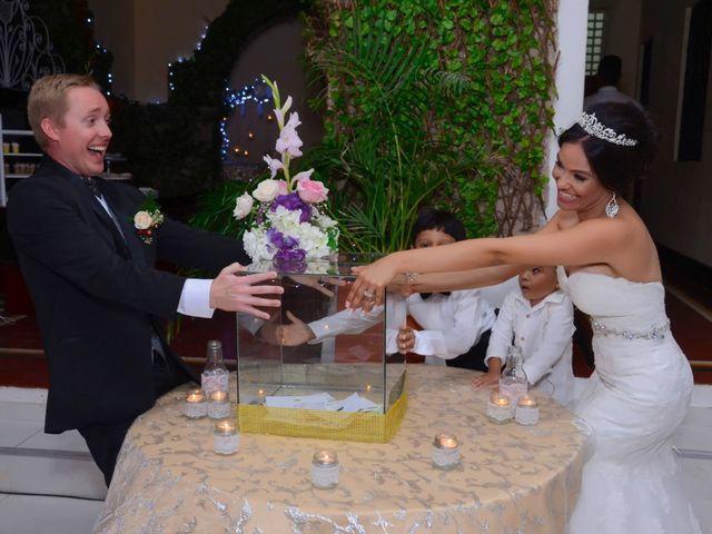 El matrimonio de James y Luz María en Barranquilla, Atlántico 88