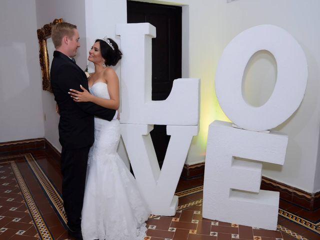 El matrimonio de James y Luz María en Barranquilla, Atlántico 91