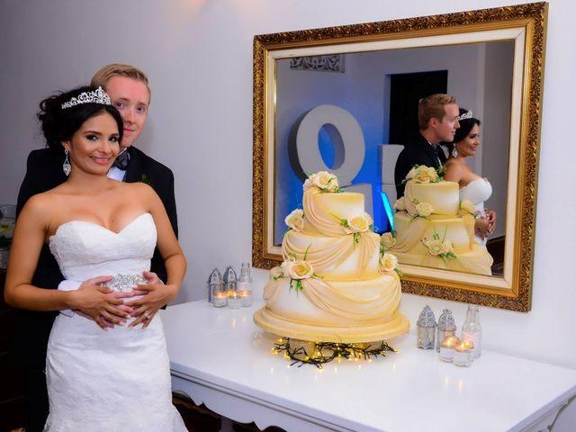 El matrimonio de James y Luz María en Barranquilla, Atlántico 94