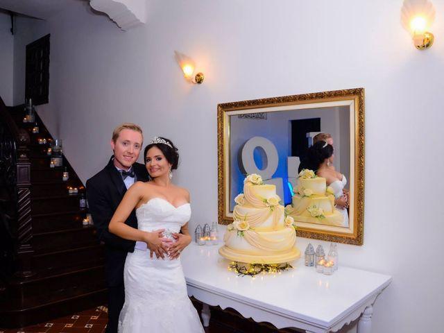 El matrimonio de James y Luz María en Barranquilla, Atlántico 97