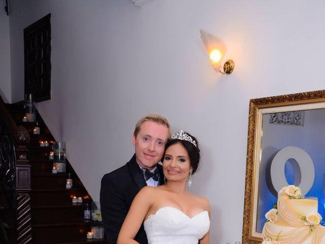 El matrimonio de James y Luz María en Barranquilla, Atlántico 98