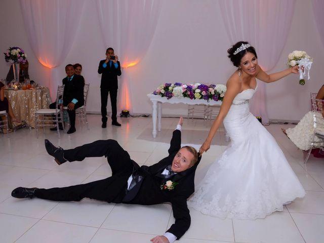 El matrimonio de James y Luz María en Barranquilla, Atlántico 104