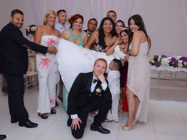 El matrimonio de James y Luz María en Barranquilla, Atlántico 109