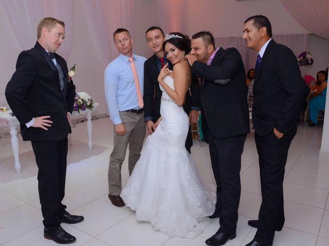 El matrimonio de James y Luz María en Barranquilla, Atlántico 111