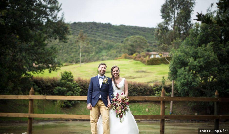 El matrimonio de Daniel y Camila en Sopó, Cundinamarca