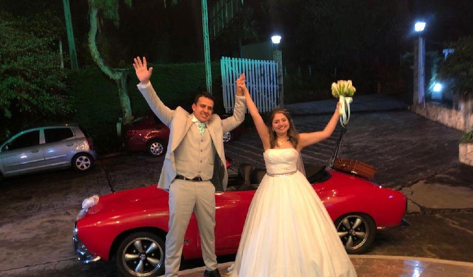 El matrimonio de Oscar  y Wendy  en La Calera, Cundinamarca