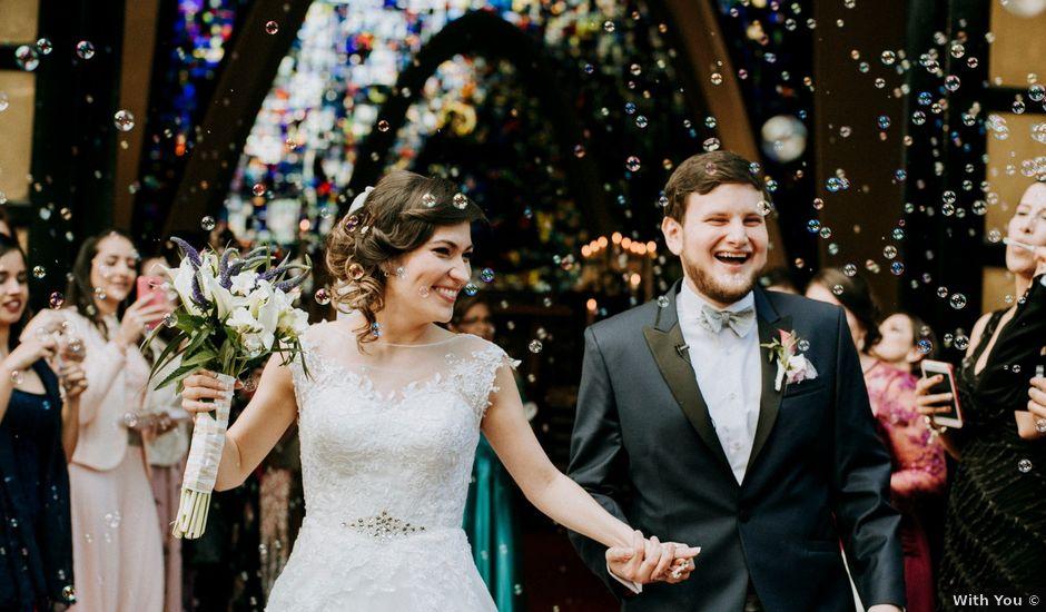 El matrimonio de Daniel y Johana en Bogotá, Bogotá DC