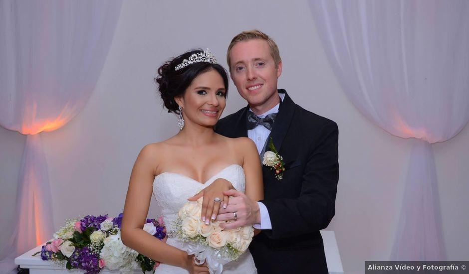 El matrimonio de James y Luz María en Barranquilla, Atlántico