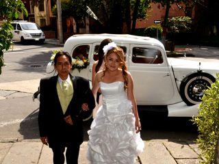 El matrimonio de Jhonatan y Nillireth 2
