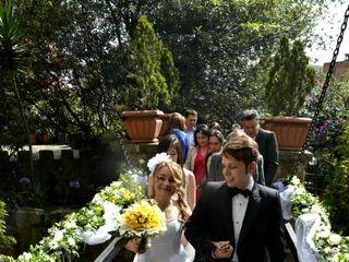 El matrimonio de Jhonatan y Nillireth 3