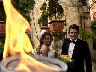 El matrimonio de Jhonatan y Nillireth