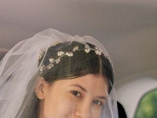 El matrimonio de Carolina  y Jorge 2