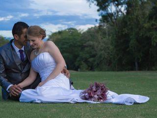 El matrimonio de Héctor y Katie  1