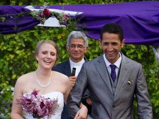 El matrimonio de Héctor y Katie  3