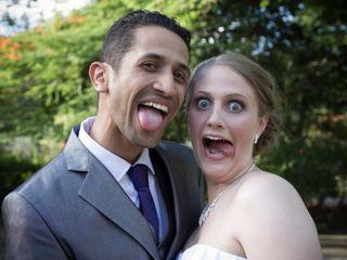 El matrimonio de Héctor y Katie