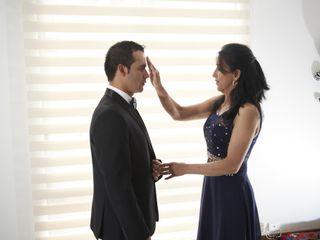 El matrimonio de Andrea y Edwin 2