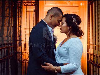 El matrimonio de Diana Carolina  y Julián David