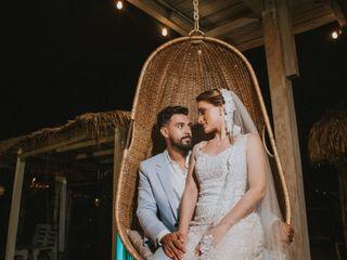 El matrimonio de Ana y Andres