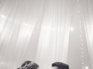 El matrimonio de Sarah y Jorge 1