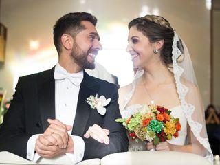 El matrimonio de Sarah y Jorge