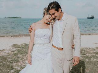 El matrimonio de Marcela y Andrés