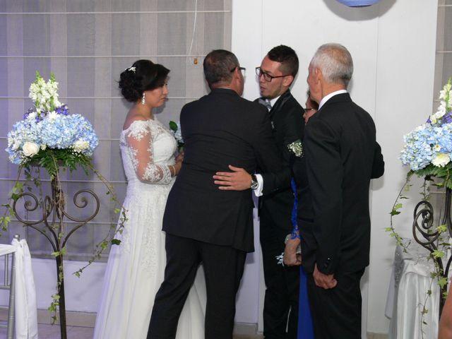 El matrimonio de Cristian y Jennifer en Bogotá, Bogotá DC 11