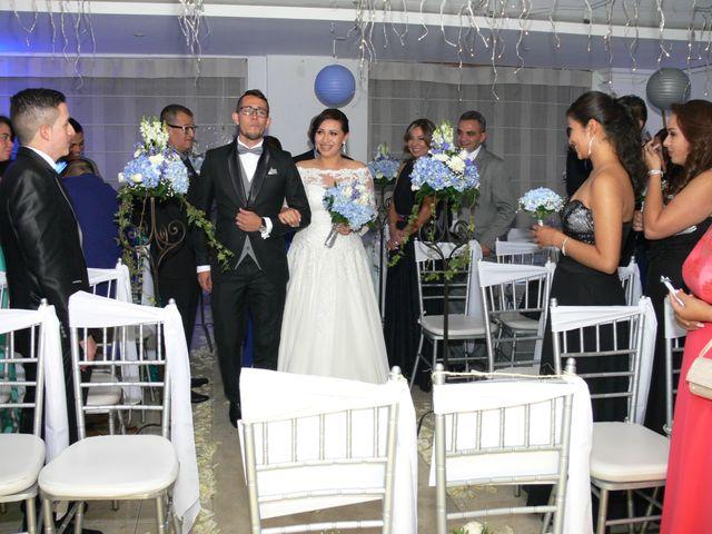 El matrimonio de Cristian y Jennifer en Bogotá, Bogotá DC 12