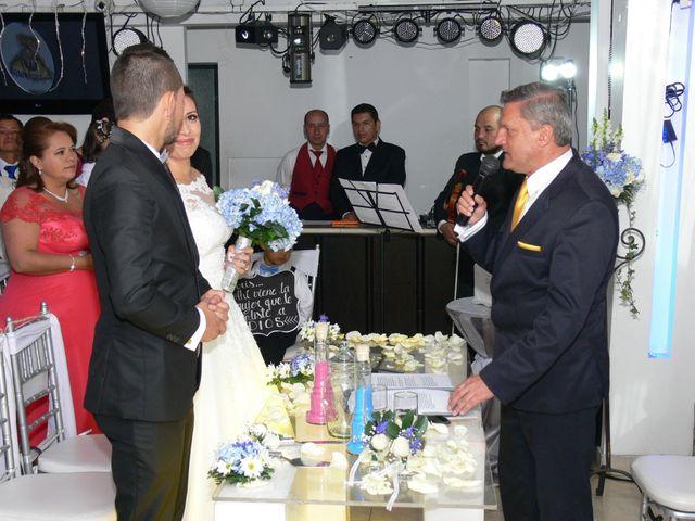 El matrimonio de Cristian y Jennifer en Bogotá, Bogotá DC 13