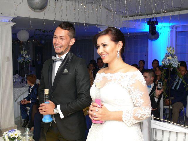 El matrimonio de Cristian y Jennifer en Bogotá, Bogotá DC 16
