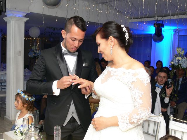 El matrimonio de Cristian y Jennifer en Bogotá, Bogotá DC 19