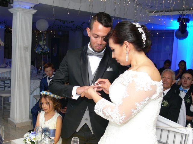 El matrimonio de Cristian y Jennifer en Bogotá, Bogotá DC 20