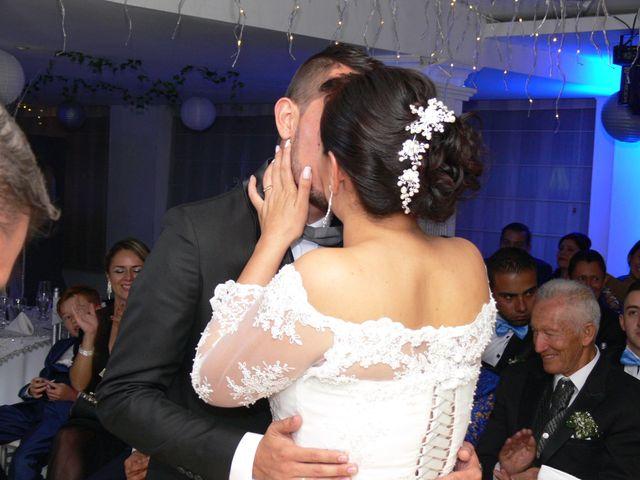 El matrimonio de Cristian y Jennifer en Bogotá, Bogotá DC 21