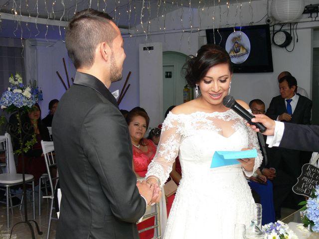 El matrimonio de Cristian y Jennifer en Bogotá, Bogotá DC 22