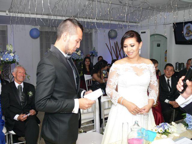 El matrimonio de Cristian y Jennifer en Bogotá, Bogotá DC 23