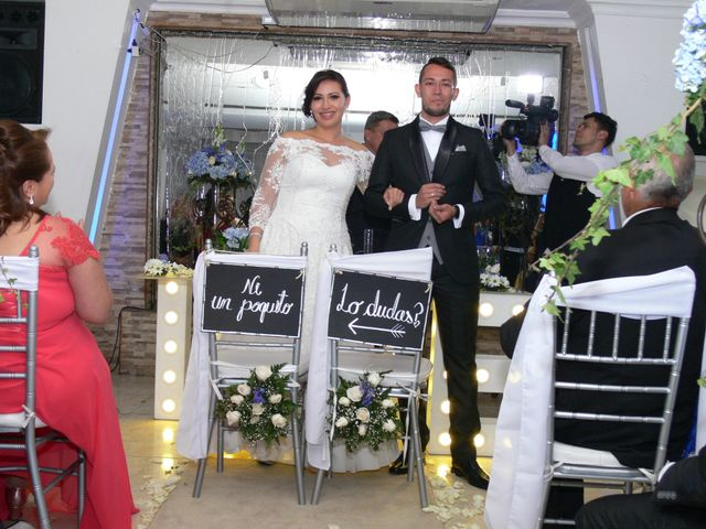 El matrimonio de Cristian y Jennifer en Bogotá, Bogotá DC 24