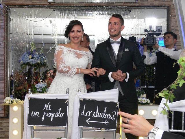 El matrimonio de Cristian y Jennifer en Bogotá, Bogotá DC 25