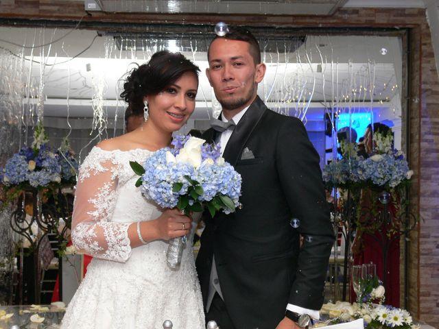El matrimonio de Jennifer y Cristian