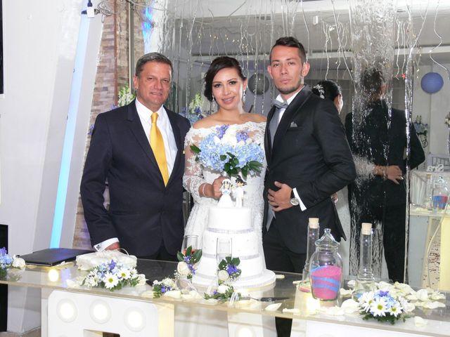El matrimonio de Cristian y Jennifer en Bogotá, Bogotá DC 36
