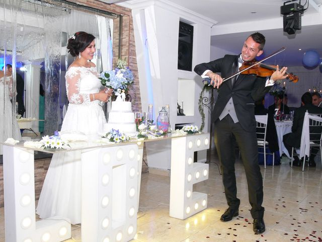 El matrimonio de Cristian y Jennifer en Bogotá, Bogotá DC 2