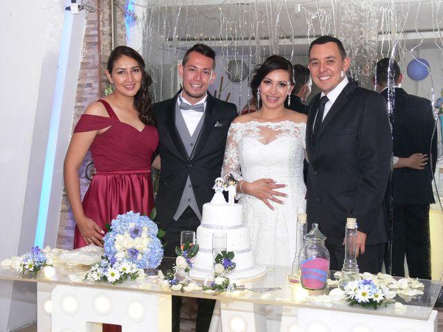 El matrimonio de Cristian y Jennifer en Bogotá, Bogotá DC 38